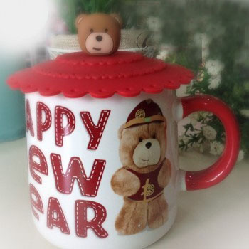 Cốc Cubby Happy New Year V11